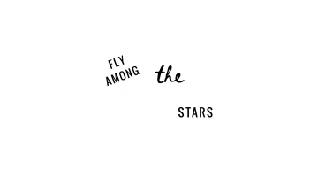 fly among the stars designs