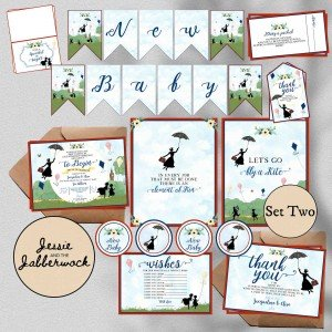 Practically Perfect Baby Set