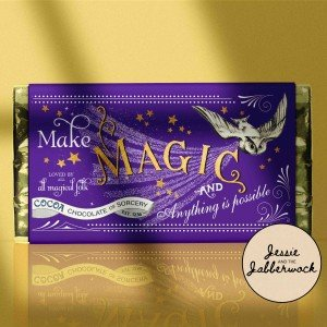 Make Magic Chocolate Bar