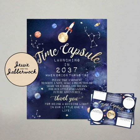 Space Time Capsule